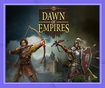 Новая игра DAWN OF EMPIRES