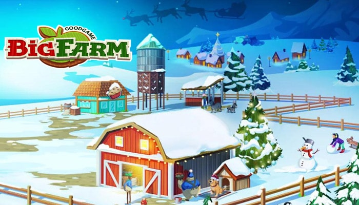 GoodGame Big Farm Играть Онлайн