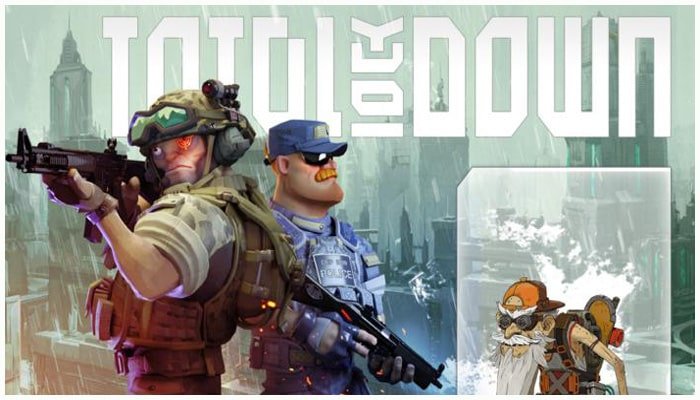 Total Lockdown Играть Онлайн