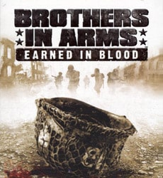 Java игра. Brother In Arms Earned In Blood