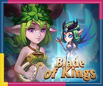 Blade of Kings бесплатная браузерная онлайн игра