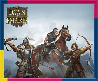 Браузерная стратегия Dawn of Empires