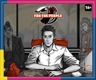 For the People - уникальный симулятор жизни чиновника